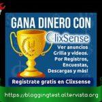 Cómo ganar dinero a través de Clixsense, guía completa, estrategia y trucos.
