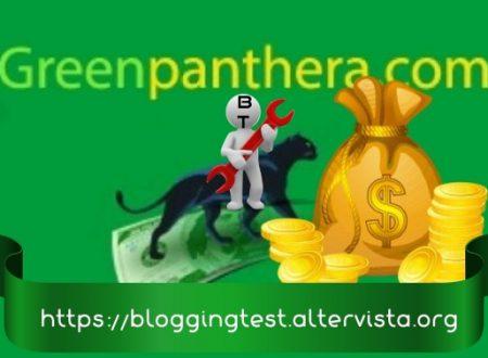 Comprobantes de Pago de Green Panthera excelente página para ganar dinero completando encuestas.