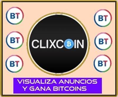 Cómo ganar dinero a través de ClixCoin, guía completa, estrategia y trucos.