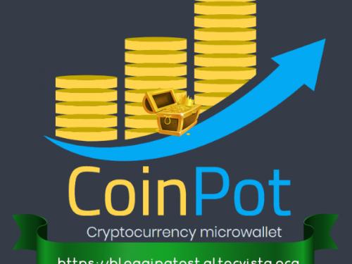 CoinPot es un microwallet que nos permite obtener ingresos por medio de sus 7 faucets gratuitas.