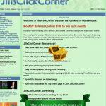 Comprobantes de pago de JillsClickCorner una página veterana y fiable que sigue pagando normalmente.