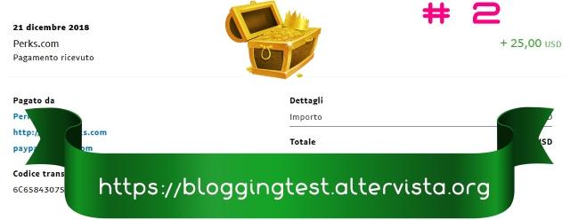 2do pago recibido de GlobalTestMarket [$ 25) la mejor página para ganar dinero completando encuestas. GlobalTestMarket-2do-Pago