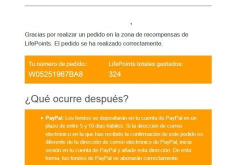 LifePoints es el nuevo panel de encuestas cmo resultado de la fusión entre GTM y MySurveys.
