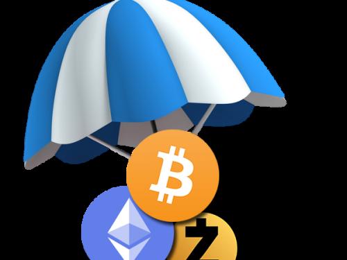 El airdrop es el formato promocional más llamativo de lanzamiento de un token o criptomoneda.