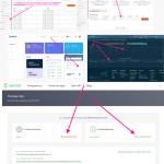 Comprobantes de Pago de Presearch, excelente página para ganar dinero realizando búsquedas.