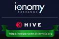 Guías y tutoriales de HIVE: cómo retirar nuestros tokens HIVE y enviarlos a Ionomy.