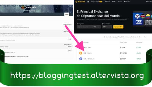 Guías y tutoriales de STEEM: cómo retirar nuestros tokens STEEM y enviarlos a Binance.